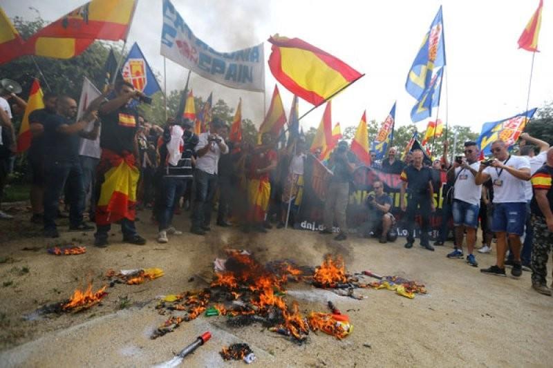 İspaniyanın Milli bayramı....