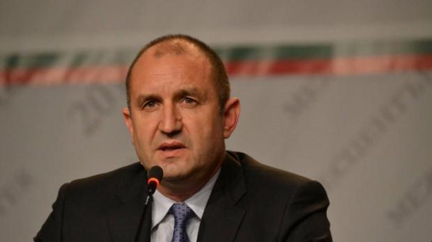 بولغاریستان پرزیدنتیندن ژورنالیستین اؤلومونه رئاکسییا