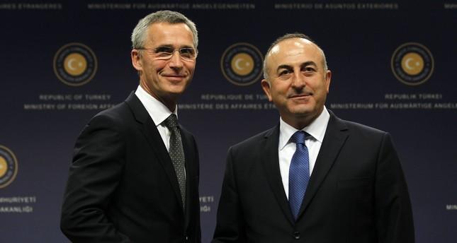 Çavuşoğlu Stoltenberqlə Şərqi Aralığı müzakirə etdi