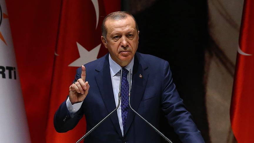 Turkish president slams opposition's election promises