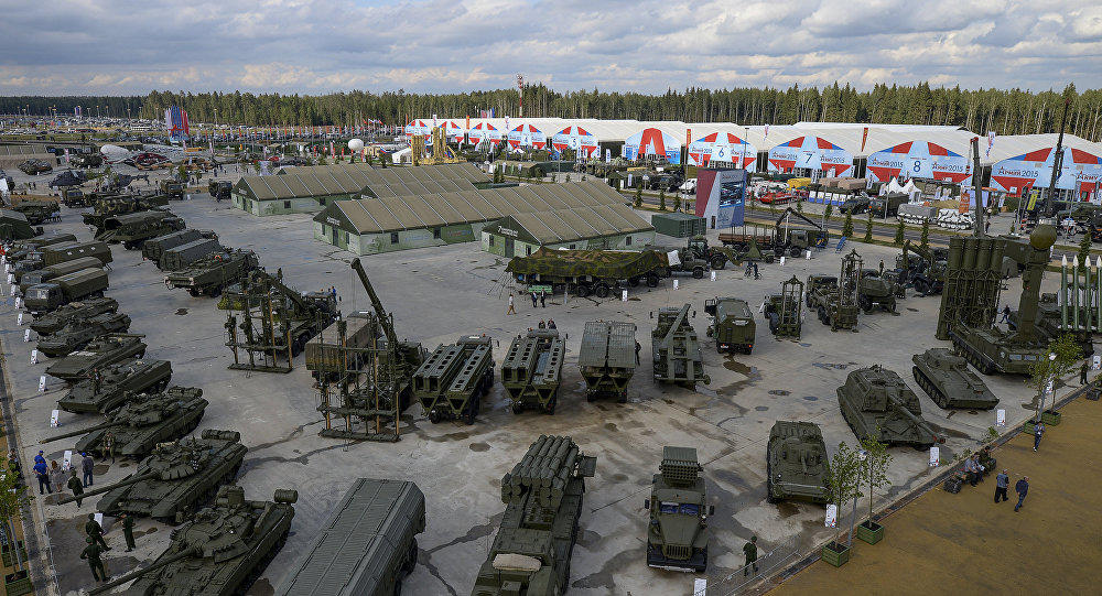 Rusiyanın ən yeni silahlarına ad qoyuldu - Siyahı