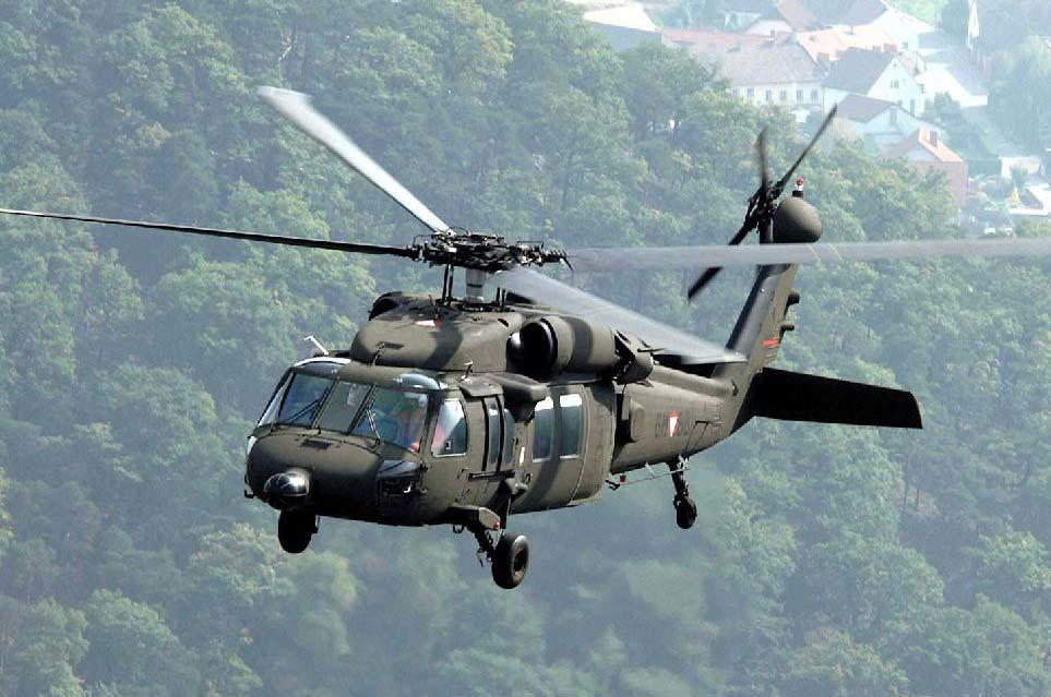 Türkiyənin hərbi helikopteri qəza enişi etdi