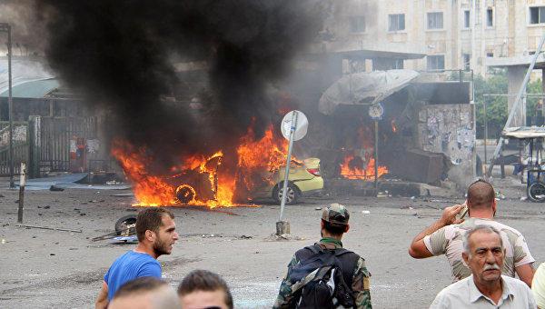 Türkiyə sərhədində dəhşətli terakt: 12 ölü