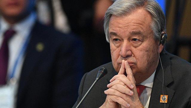 Генсек ООН о карабахском конфликте