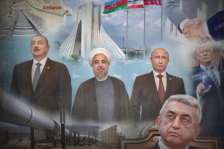 آمریکا-ایران گرگینلیگی: آذربایجان کیمین یانیندا یئر آلمالیدیر؟