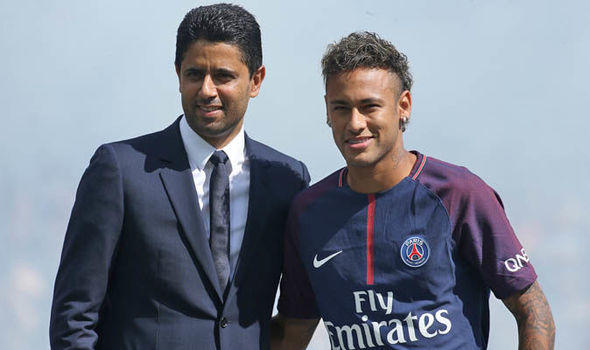 President of PSG football club charged with corruption