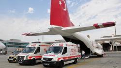 Эрдоган послал в Могадишу за ранеными самолет