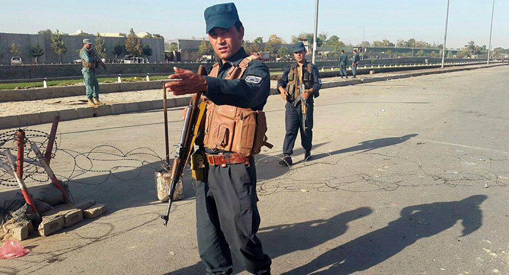 При атаке талибов погибли шесть полицейских