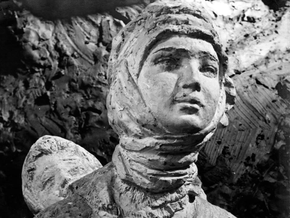 Azərbaycanın ilk qadın heykəltəraşı – 105 yaş