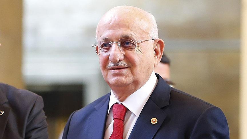 Исмаил Кахраман переизбран спикером парламента Турции