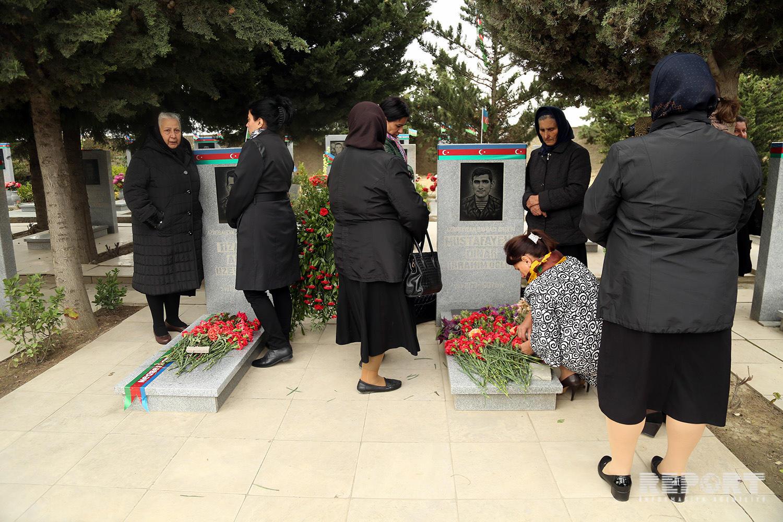 Памяти  подорвавших себя азербайджанских разведчиков