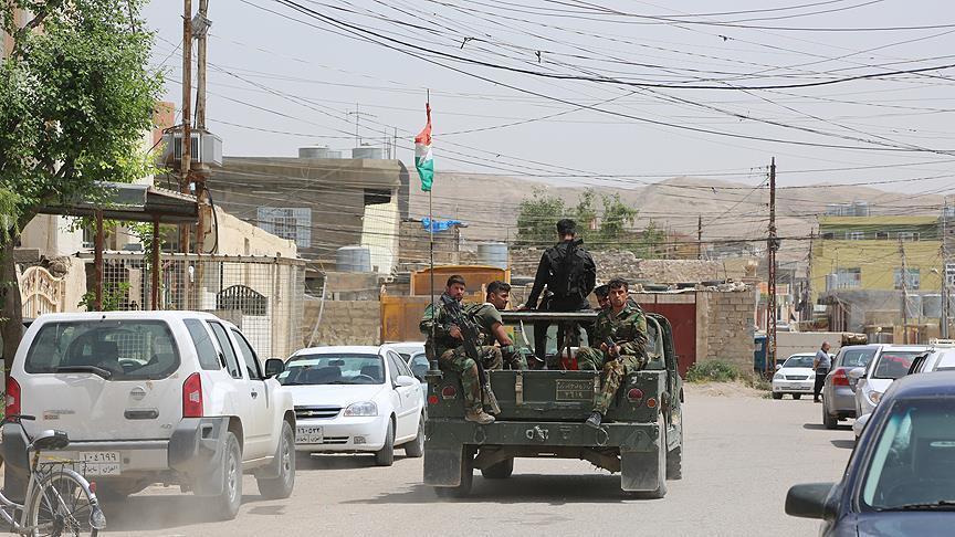 Армия Ирака отбила у курдов Тузхурмату