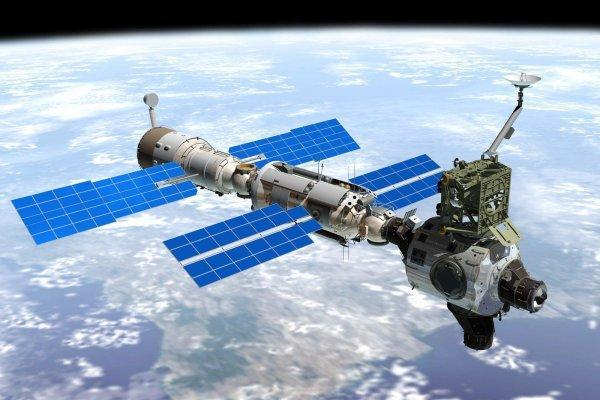 Russia does not allow US astronauts on the station