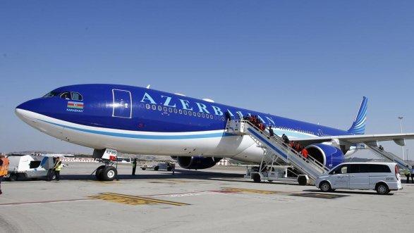 «Атлетико» летит в Баку на самолете «Карабах»