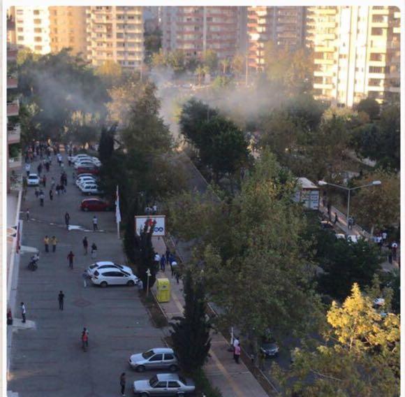 Теракт в Турции: ранены 12 полицейских - Обновлено