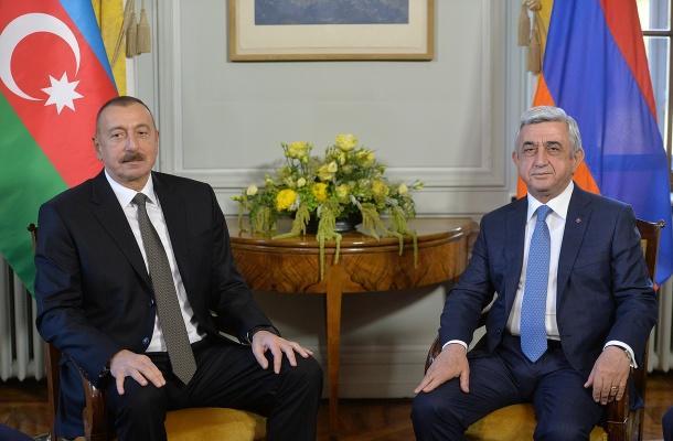 Баку и Ереван запустили процесс перезагрузки - Акопян