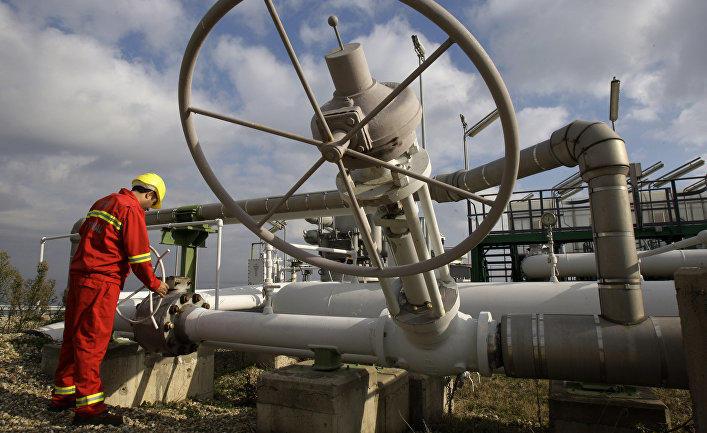 Итальянцы будут закупать азербайджанский газ