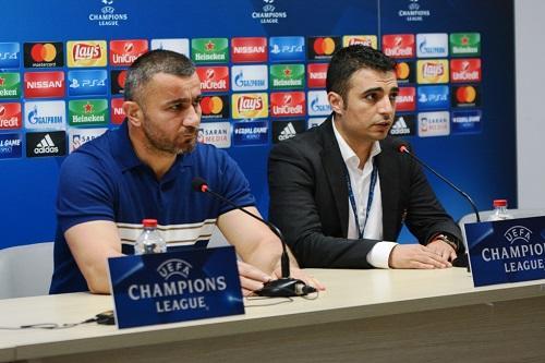"""Gurban Gurbanov's """"Atletico"""" plan"""