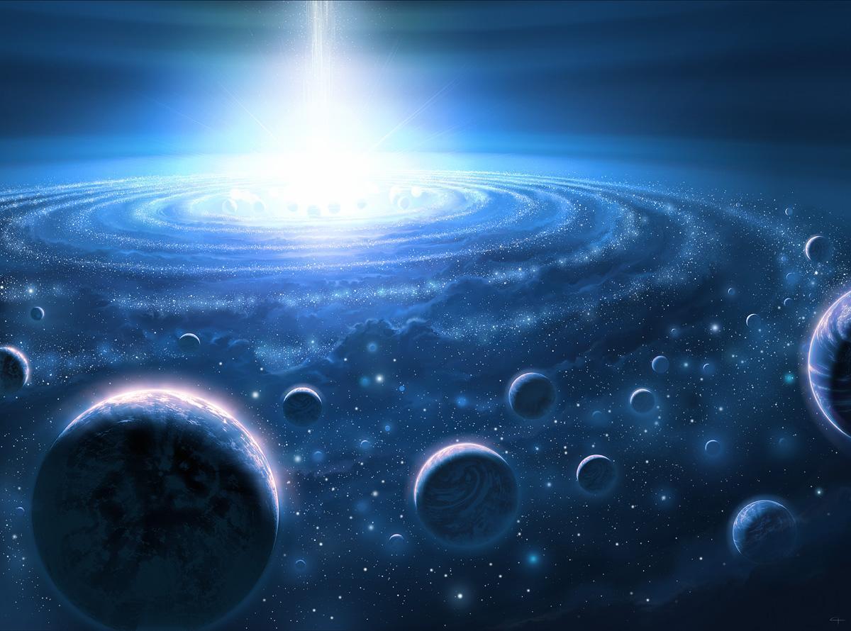 Почему Вселенная является трехмерной