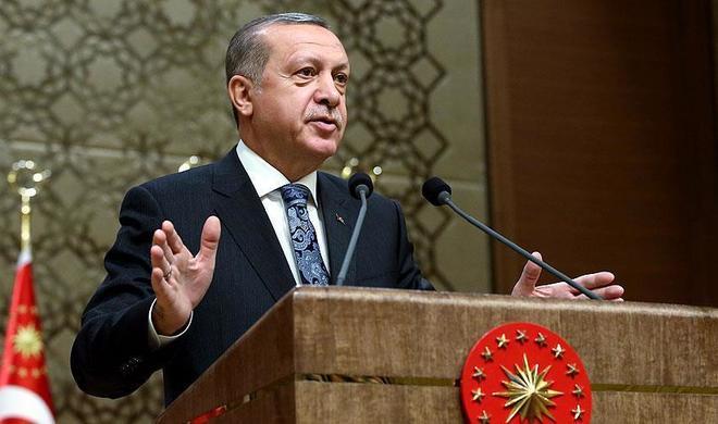 Erdogan blasts US arrest warrants for bodyguards
