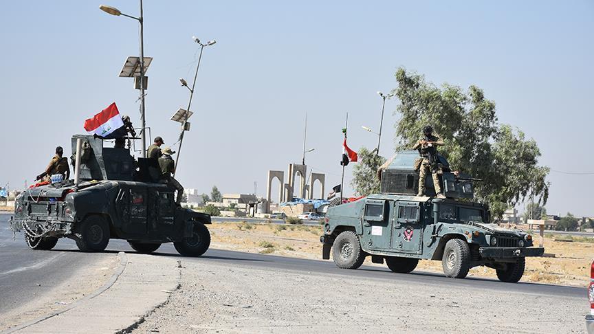 Багдад берет под контроль спорные территории