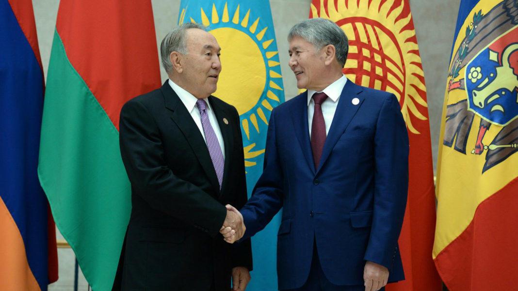 Атамбаев признал свою неправоту в речи о Назарбаеве