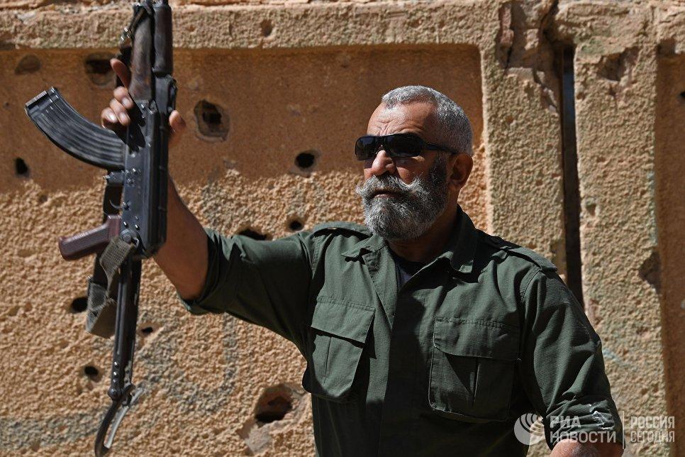 Погиб генерал, отвечавший за оборону Дейр-эз-Зора