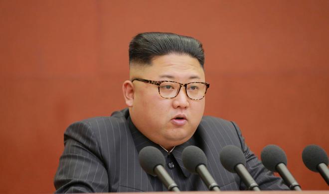 Kim Jong Un sends the first official message to Biden