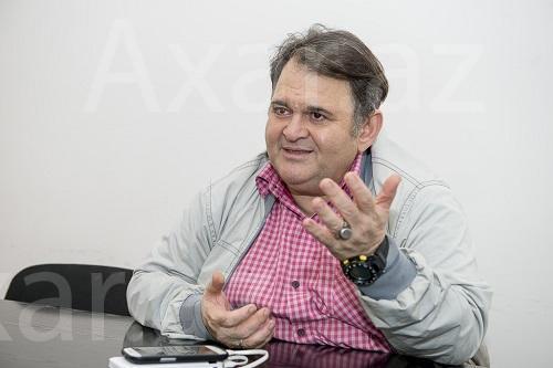Bu filmə baxanda dəhşətə gəldim – Ayaz Salayev