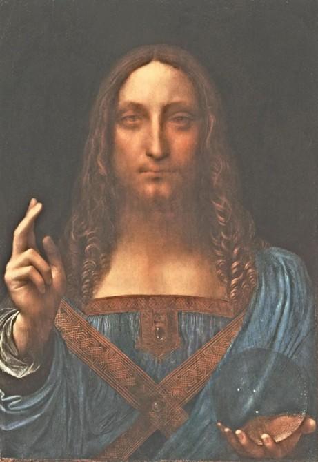 Leonardo Da Vinçinin bu əsərinin sirri ortaya çıxdı