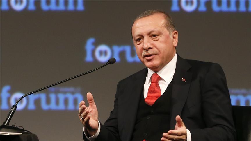 Разгромная речь Эрдогана на саммите D-8