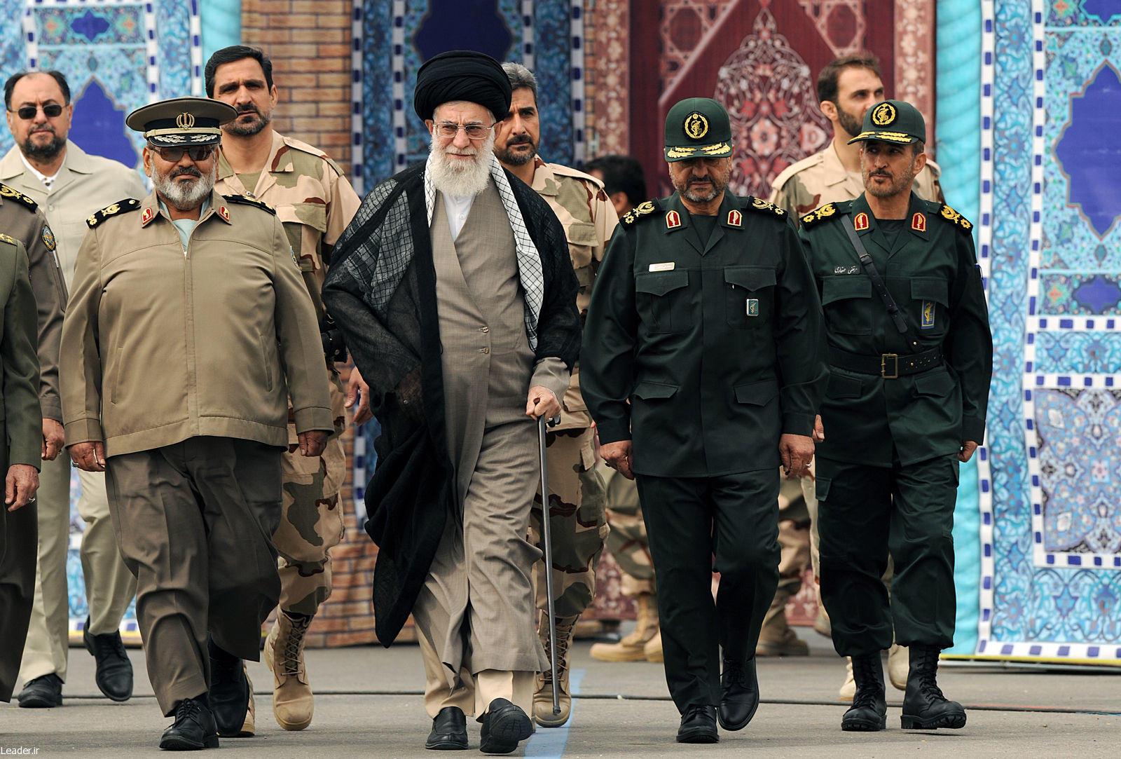Какую роль играет КСИР в экономике Ирана
