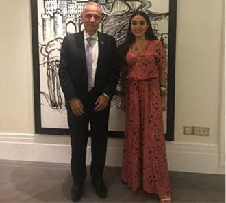 Лейла Алиева встретилась с резидент-координатором ООН