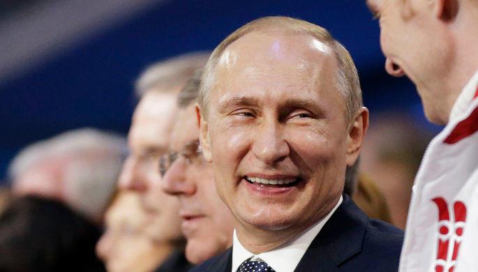 Песков о соперниках Путина на выборах