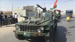 В районе автодороги Эрбиль-Киркук идут ожесточенные бои