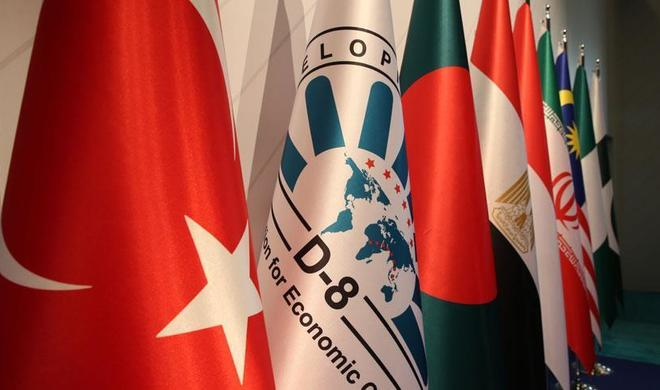 В Стамбуле стартовал Исламский саммит D-8