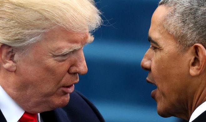 Обама разнес политику Трампа
