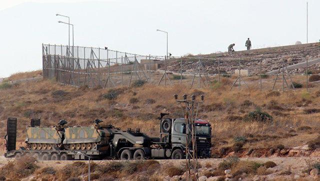 Авиация Асада обстреляла турецких наблюдателей
