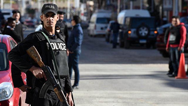 В Каире террористы напали на спецназ: 16 жертв