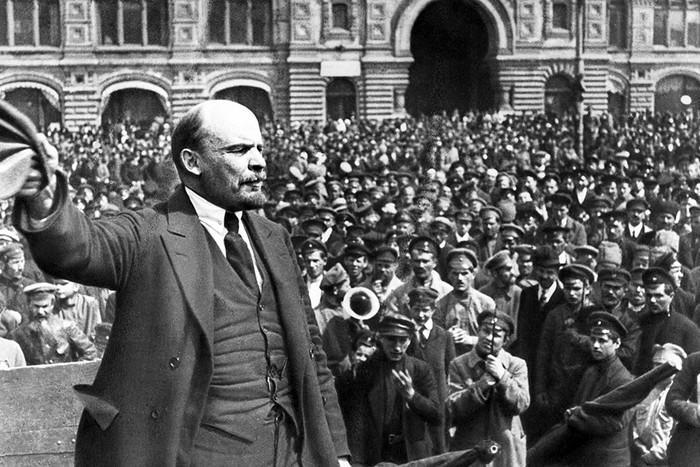 Почему Россия забыла о Ленине и революции?