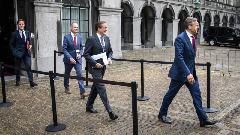 В Нидерландах сформировано новое правительство