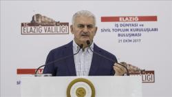 Turkish premier slams Danish PM over remarks on Erdogan