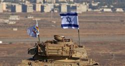 Israel strikes Assad regime artillery near Golan Heights