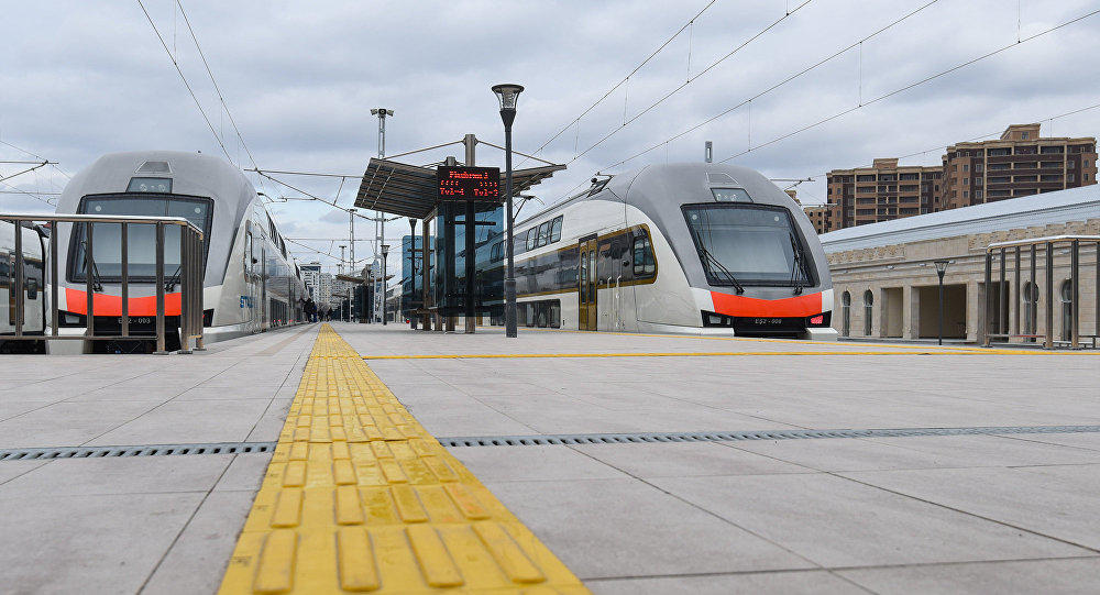 Туристические поезда запустят из Баку в Турцию