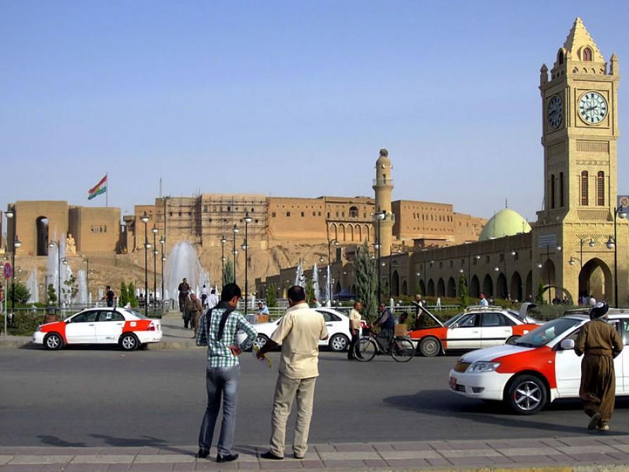 ایرانین باش کونسوللوغونا هوجوم اولدو