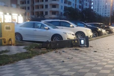 "باکیدا پارکوماتی سیندیردی: ""سامارایا بیلیط لازیمدیر"" - فوتو"