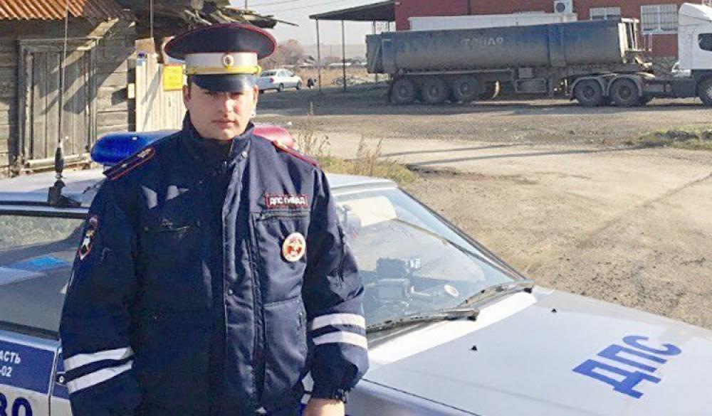 Azərbaycanlı polisin Rusiyada inanılmaz qəhrəmanlığı