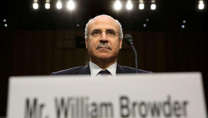 Власти США аннулировали визу Браудера