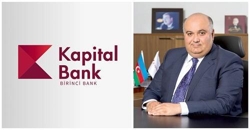 Председатель Kapital Bank о секретах успешного бизнеса