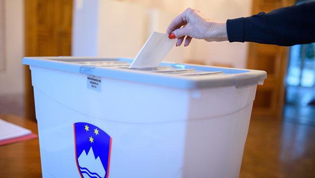 Президента Словении изберут во втором туре